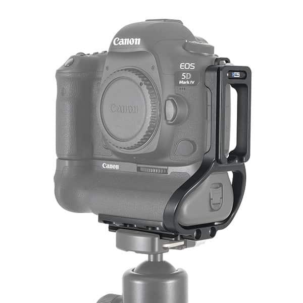 photographie du boitier canon eos 5D4