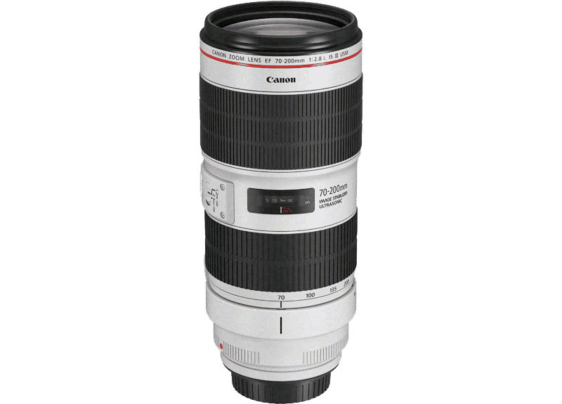 objectif canon ef-70-200mm-f2.8