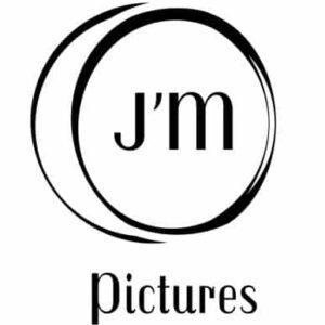 le logo en transparence de jmpictures