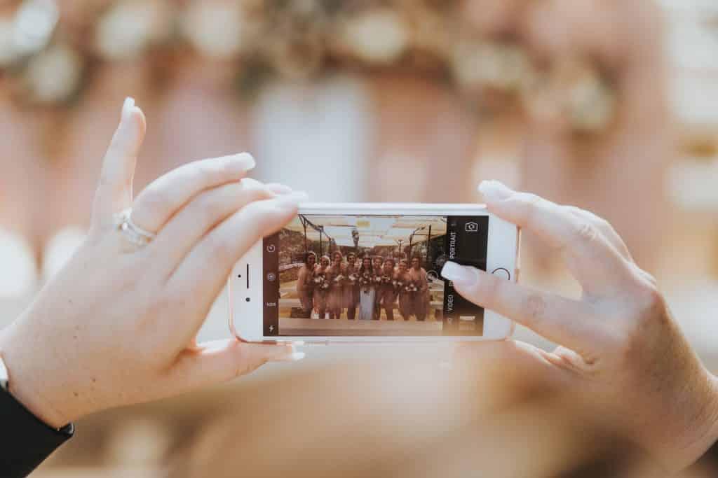 comment récupérer les photos de vos invités
