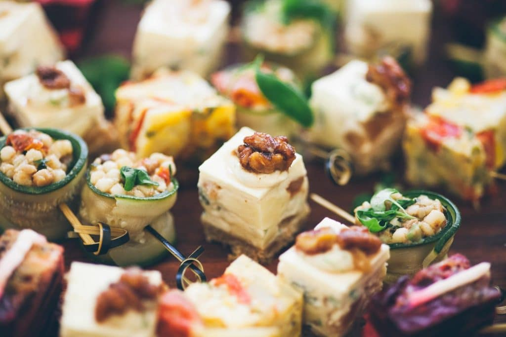 choisir son repas de mariage