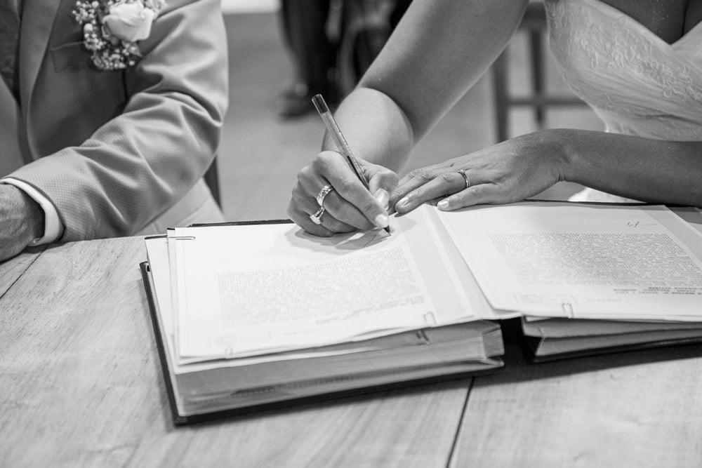 signature mariage mairie ile de la reunion