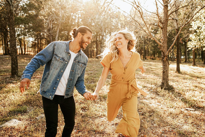 séance couple en mouvement