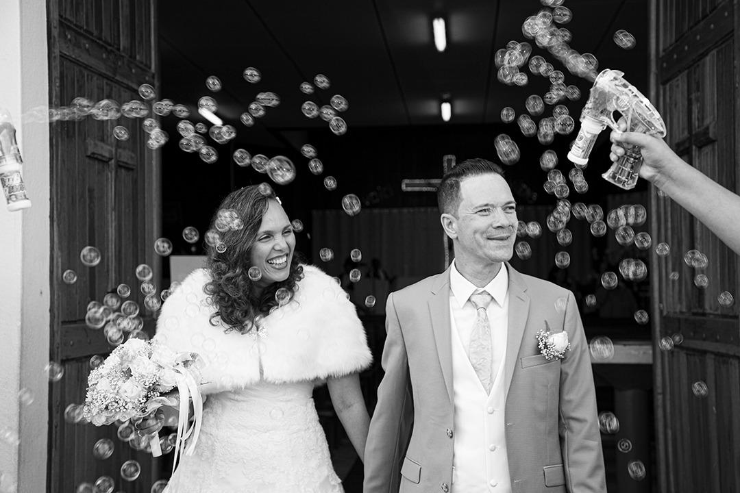 photographe mariage sortie eglise
