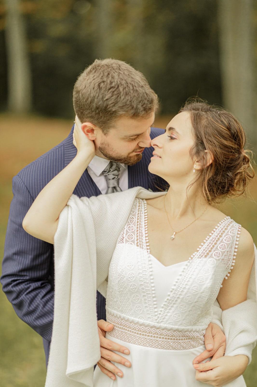 photographe mariage paris portrait couple