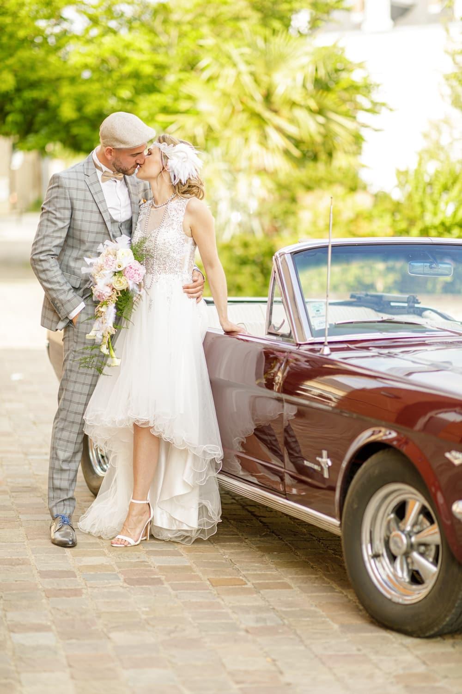 photographe mariage paris portrait des mariés