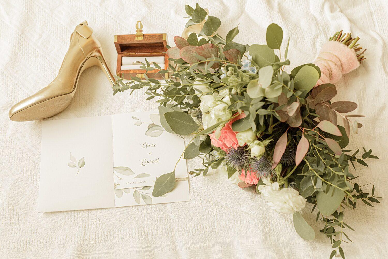 les details du bouquet